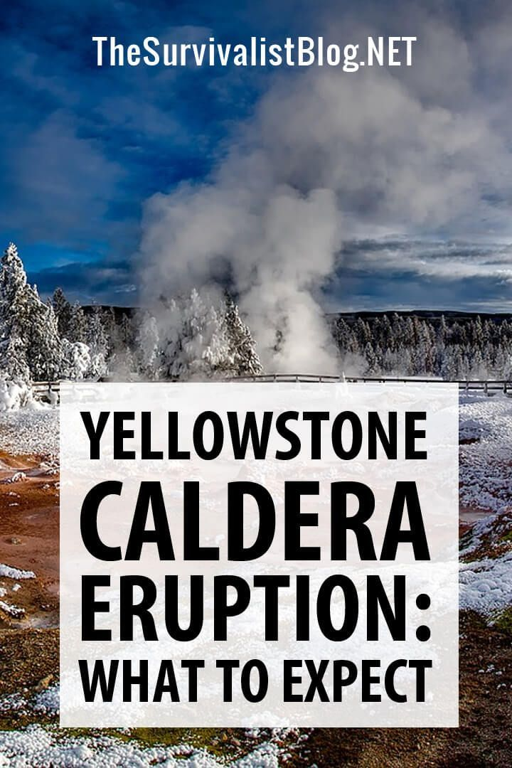 No one really knows if and when the Yellowstone caldera will erupt But if it does 2 thirds of the US will be under ash Heres what you should do to prepare
