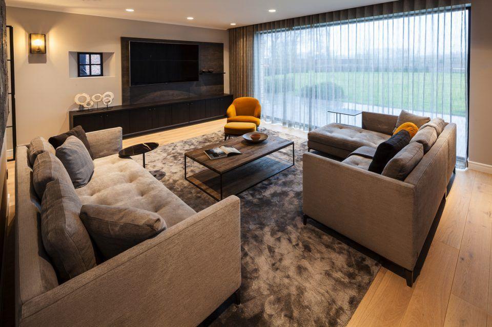 strak landelijk interieur | Уютный дом | Pinterest | Apartments ...