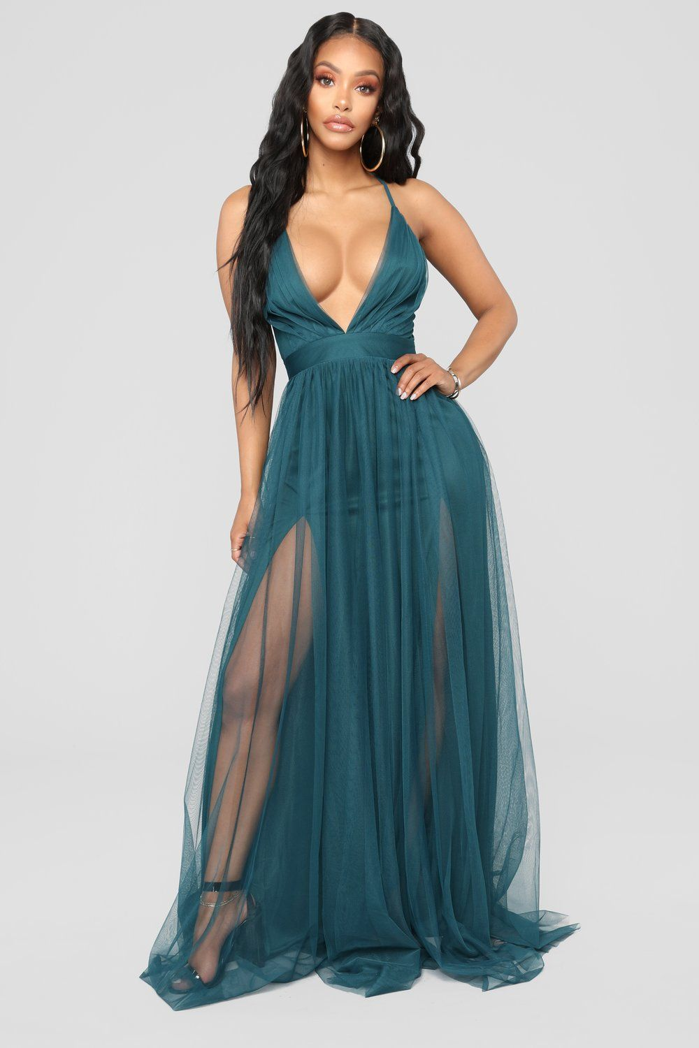 f424c1f2b2671 On The Runway Maxi Dress - Teal in 2019 | our wedding ♥ | Dresses ...