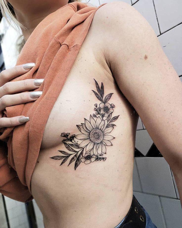 Photo of Celebre la belleza de la naturaleza con este inspirador tatuaje de girasol …