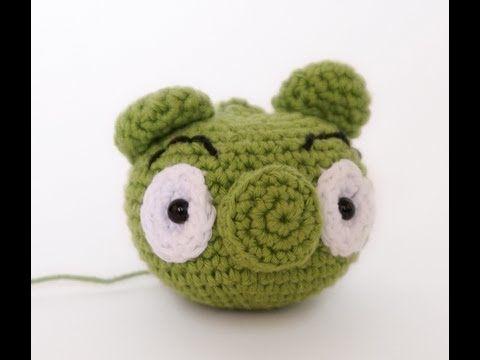 Tutorial Amigurumi Angry Bird : Angry birds u free crochet pattern u queenie chan