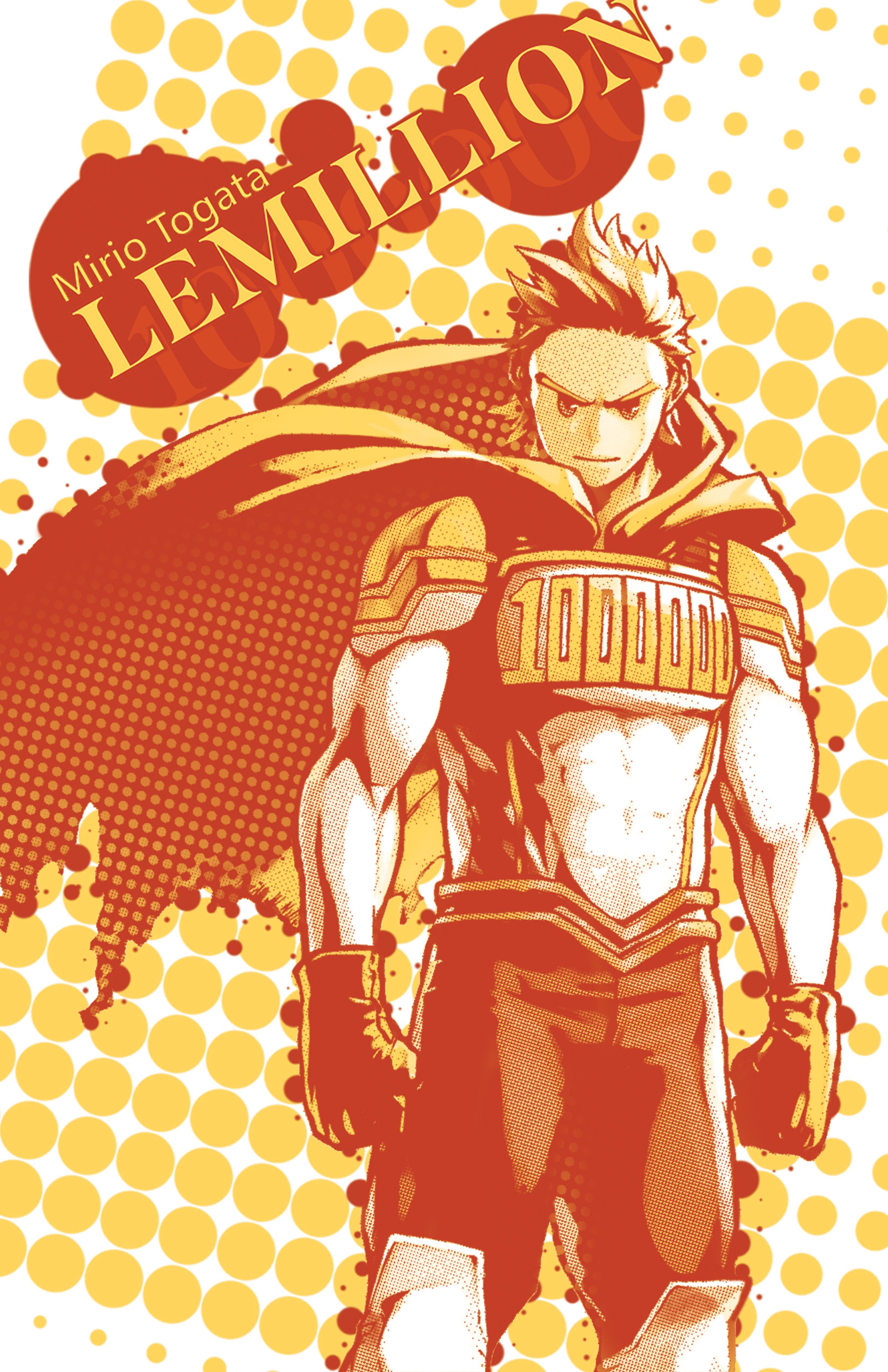 Lemillion Poster Art Print By Kami Sami Displate Hero Wallpaper My Hero Hero