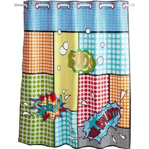Kids Shower Curtain 32 With Images Kids Bathroom Shower Curtain