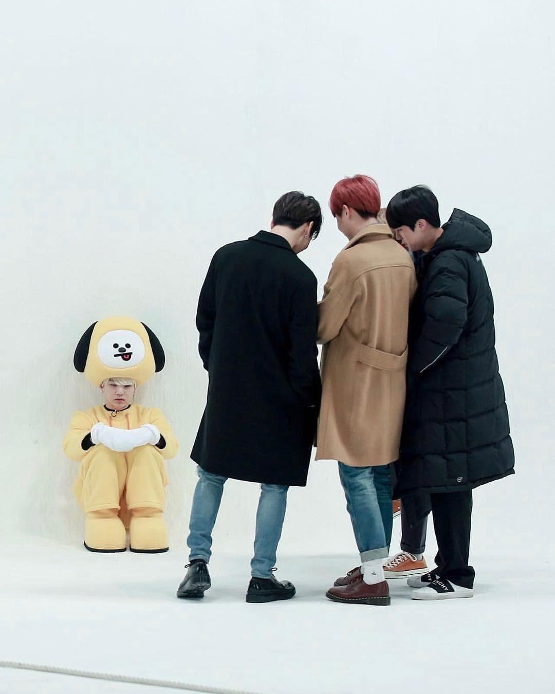 BTS Suga Agust D Plush Doll BTS Army