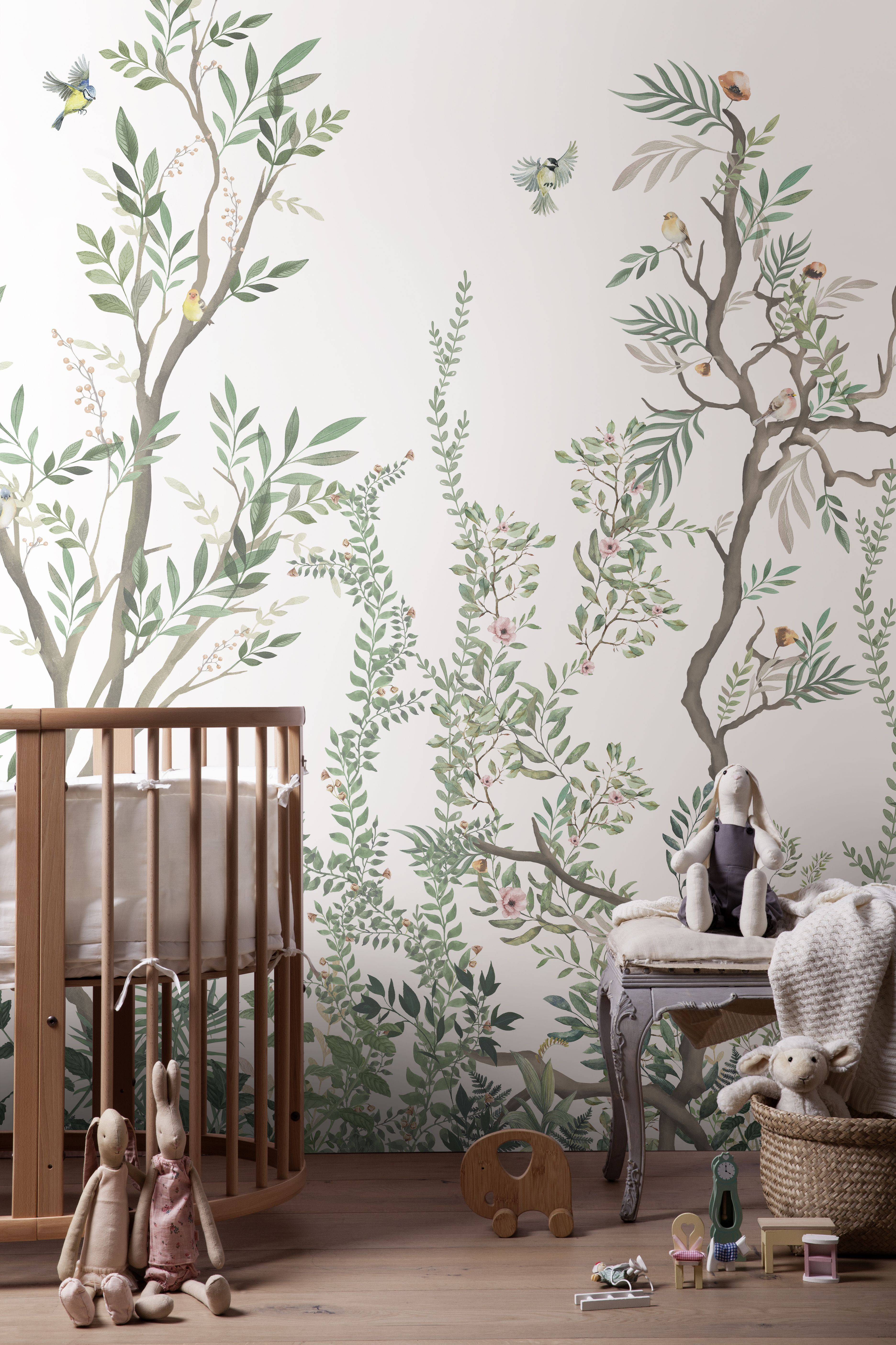 25+ Woodland Wallpaper For Walls