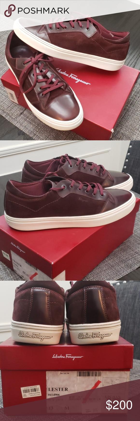 Sneakers, Salvatore ferragamo shoes