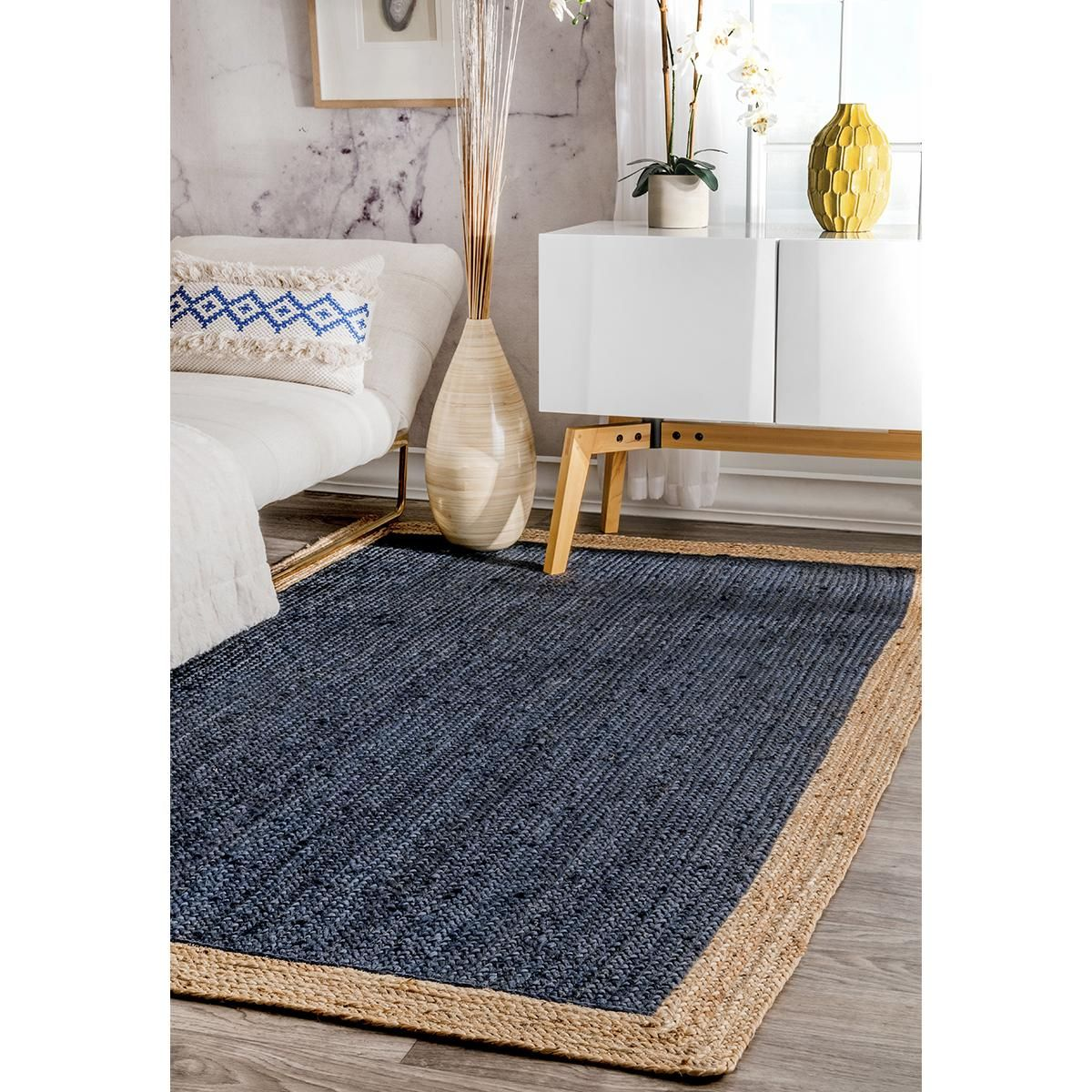 Nfm Small Rug Rugs Simple Borders Nuloom