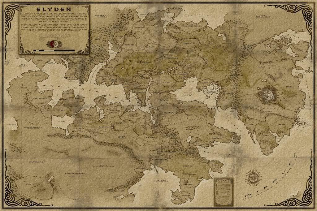 Elyden map