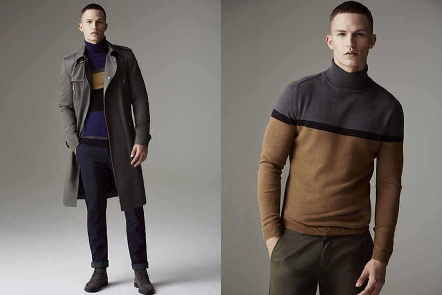 River Island Autumn Winter 2015 Men s Lookbook Part 2   FashionBeans ... 7d4f8e8e4f