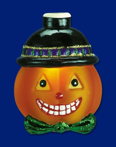 Mr Pumpkin Head, 2 ½\