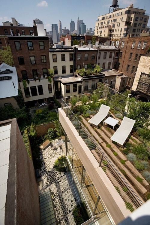boldempire:  Bold Empire //Brooklyn Brownstone| ©