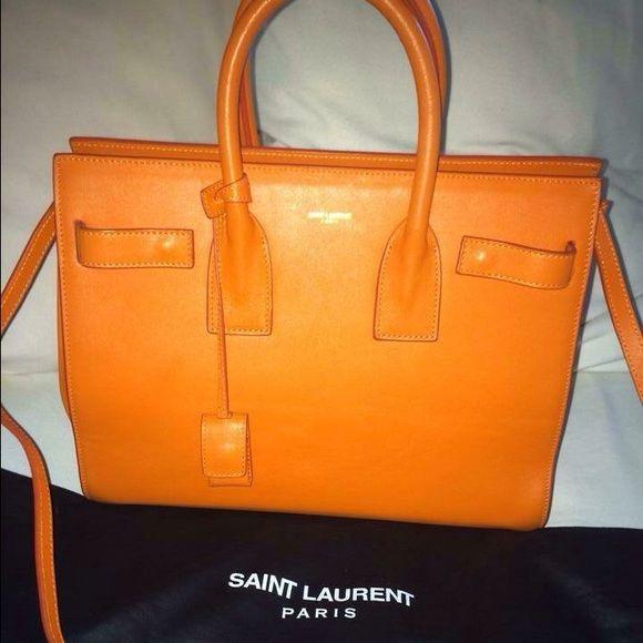 Ysl New Picks Nwt Authentic Brand Jour My Posh De Handbag Sac r6PvIr