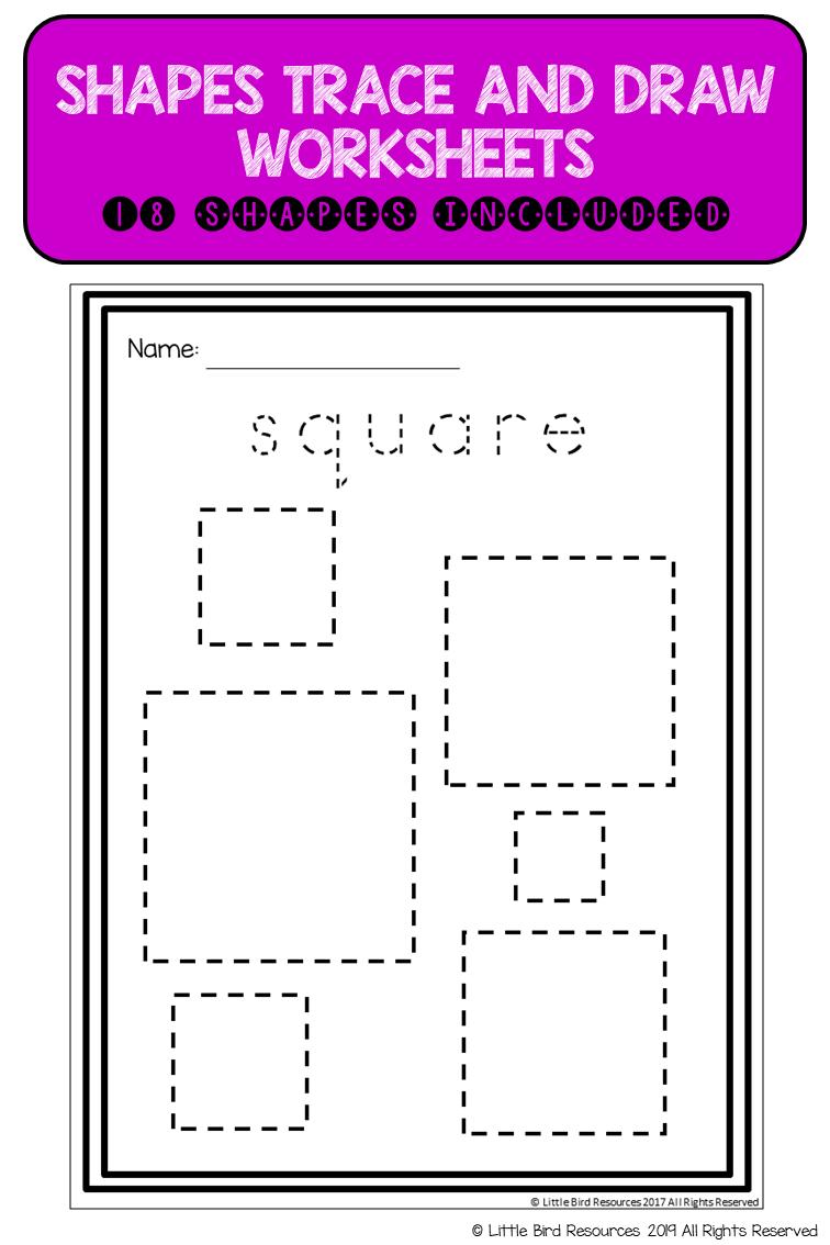 Shapes Tracing Worksheets 18 Shapes Shape Tracing Worksheets Shapes Worksheets Tracing Worksheets [ 1134 x 756 Pixel ]