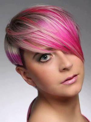 Les plus belles coupes de cheveux courts aux couleurs de 2014 | http://www.coupecourtef… | Belle ...