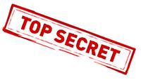 File Top Secret Stamp Png Secret Novelty Sign Danger Sign
