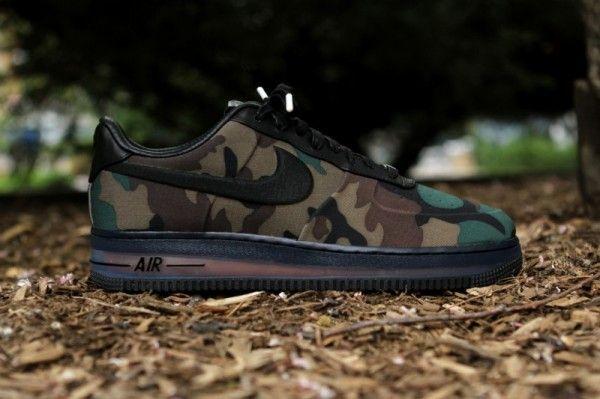 Release Reminder: Nike Air Force 1 Low Max Air VT QS