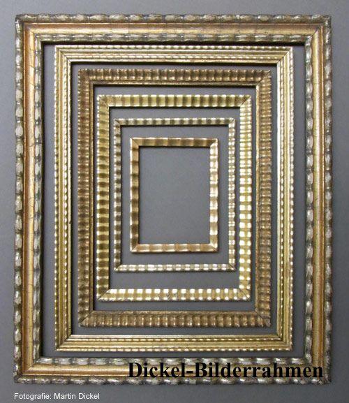 BILDERRAHMEN mit ANTIK-GOLD PATINA NEU FOTO RAHMEN für ihre LIEBSTEN PHOTO FRAME