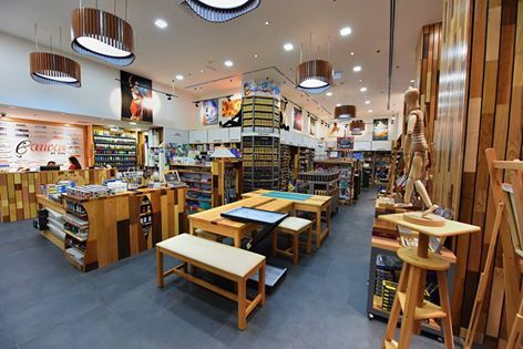 Canvas Art Shop Is Calling All Arts And Crafts Lovers To Come And Visit The New Branch At The Dubai Mall Ground Floor Near St Dubai Mall Ground Floor Flooring