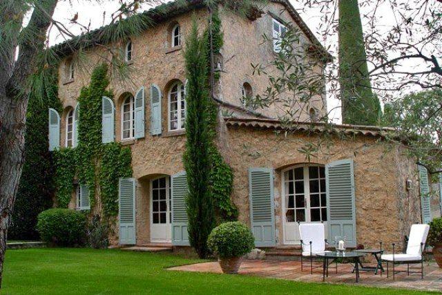 French country backyard | Backyard Bliss | Pinterest ...