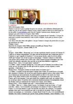 JAM, la politique & la psychanalyse / LA PSYCHANALYSE ENSEIGNE-T-ELLE  QUELQUE CHOSE SUR L'AMOUR ?