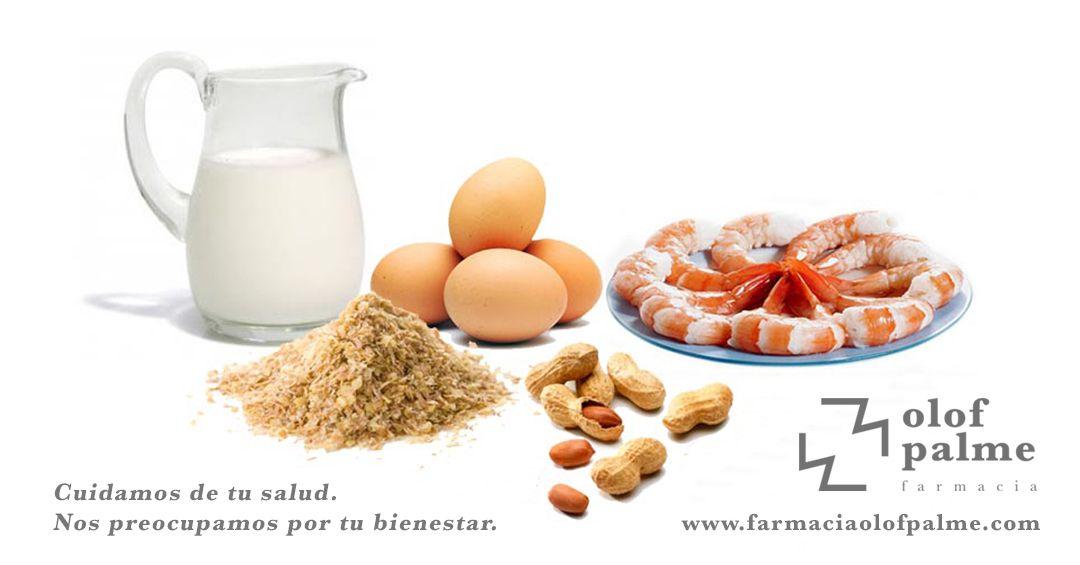 En el 25% de los hogares hay alergias/intolerancias alimentarias   Farmacia Olof Palme