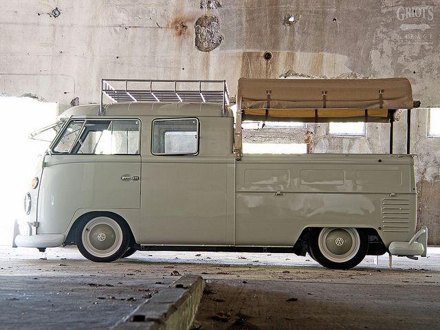 Handbook 372 1965 Volkswagen Notchback 1500s And Double Cab Vw Cars Volkswagen Vw Bus