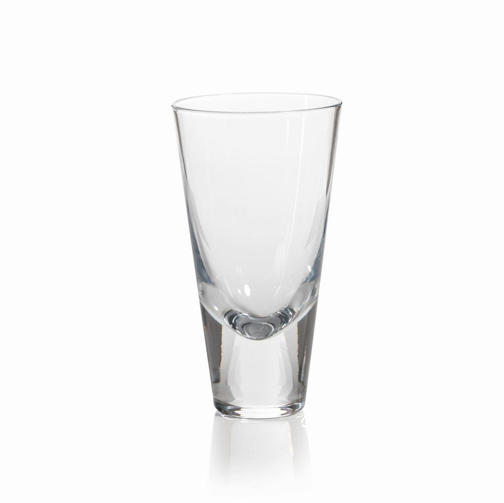 The Amalfi Drinkware Collection Long Drinking Glass Dimensions
