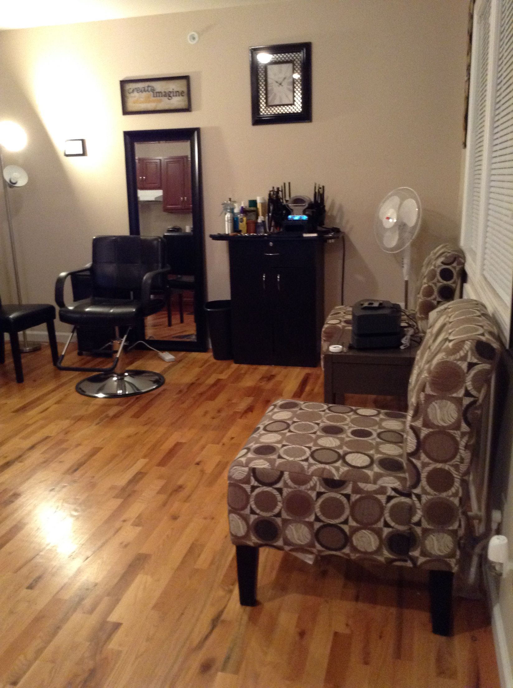 Private Hair Studio Home Hair Salons Home Salon Home Beauty Salon