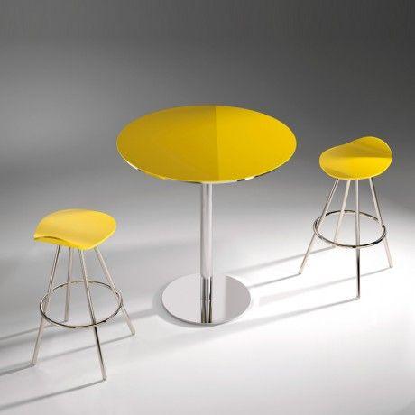 table haute en verre ronde discus maison d co pinterest discus and tables. Black Bedroom Furniture Sets. Home Design Ideas