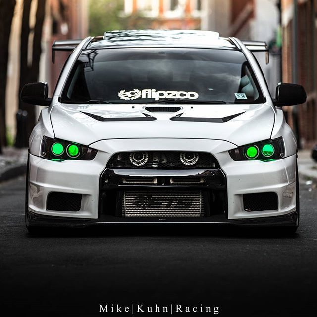 mike kuhn racing mikekuhnracing green eyed monste instagram photo websta mitsubishi evo mitsubishi cars awd cars pinterest