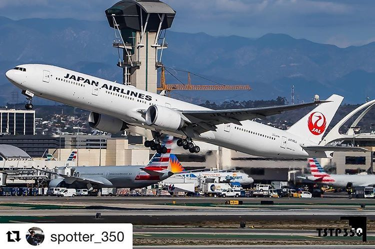 Lax Airport On Instagram Better To See Something Once Than Hear About It A Thousand Times Anon Los Angeles International Airport Passenger Passenger Jet