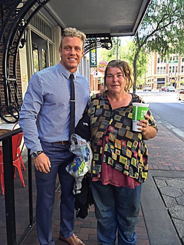 Every Day A Hunky Executive Sees This Homeless Woman But Then She Drops This Bombshell Reading Buddies Meet Women Women