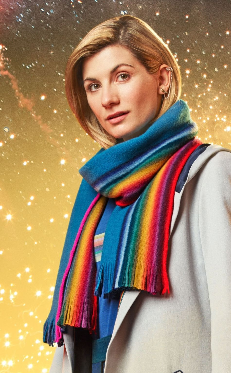 Tv Show Jodie Whittaker Celebrity Doctor Who 950x1534