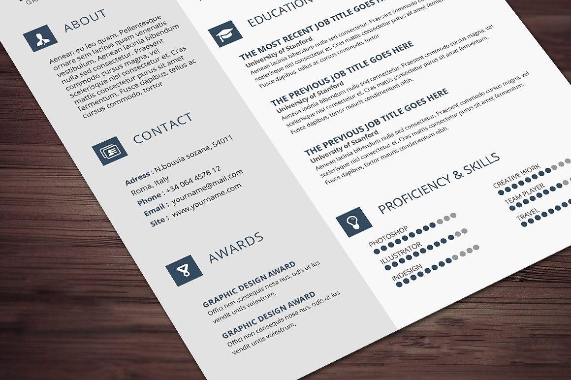 Resume Adobefileformatprogram Unique resume template