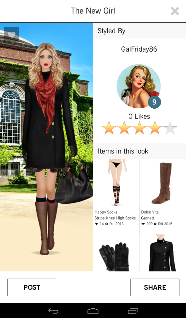 Covet Fashion: The New Girl