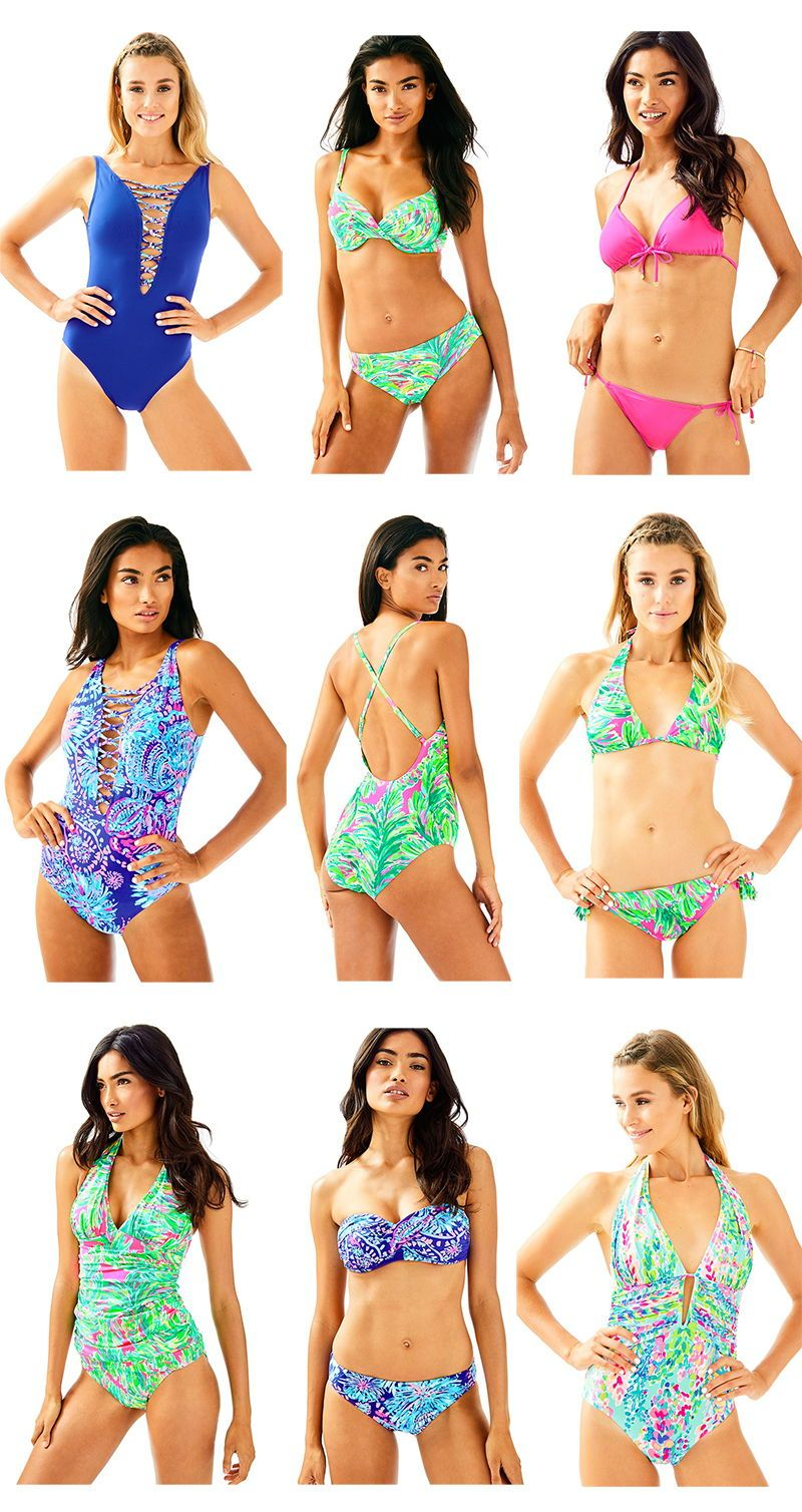 80d2b9dd09 The best of the Lilly Swim Collection | New Lilly Pulitzer Swim arrivals |  Cute and colorful swimsuits for summer | Currently Coveting: Top Picks from  the ...
