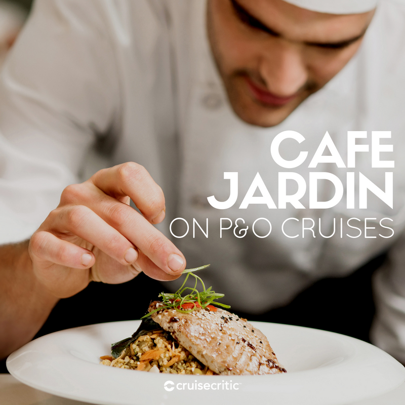Cafe Jardin Oceana Menu: For A Meal In A Bistro-style Atmosphere With An Italian