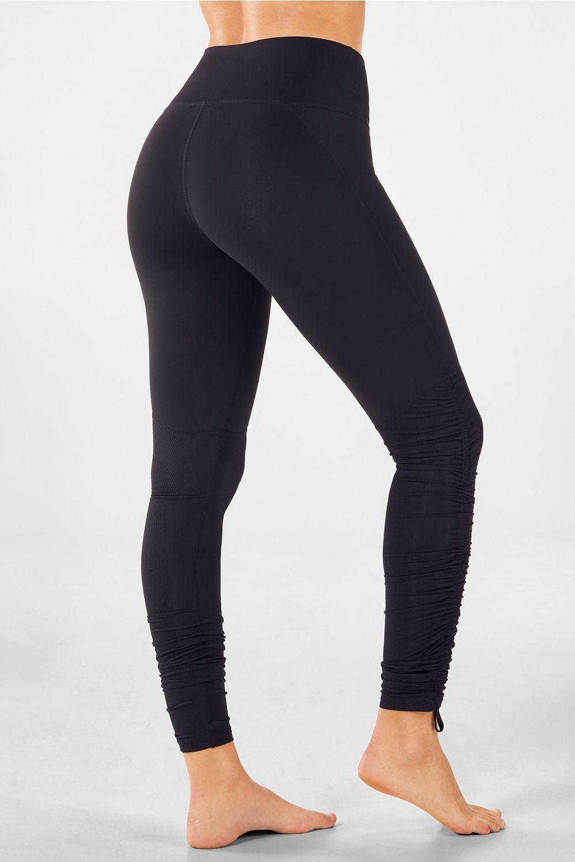 706dc02a6ae57 Cashel Foldover PureLuxe Legging in 2019 | moi. | Black leggings ...