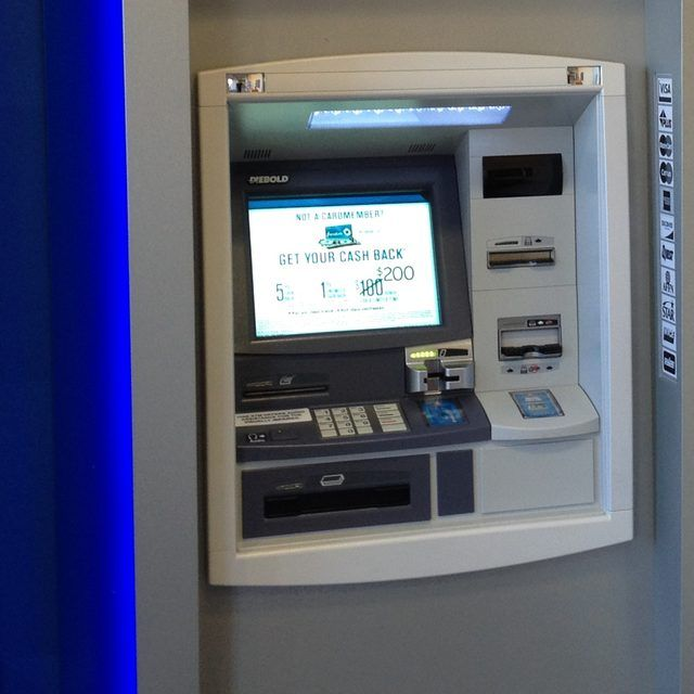 How To Draw Money From Atm Without Card