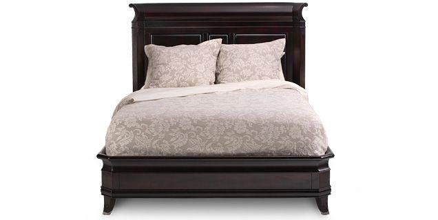 Joplin Queen Platform Bed From Furniture Row Bedroom Expressions 798 Bedroom Furniture Bedroom Expressions Bedroom