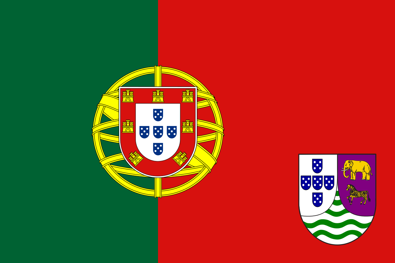 Flag Of Portuguese West Africa Proposal Portuguese Angola Wikipedia Flag Portuguese Africa