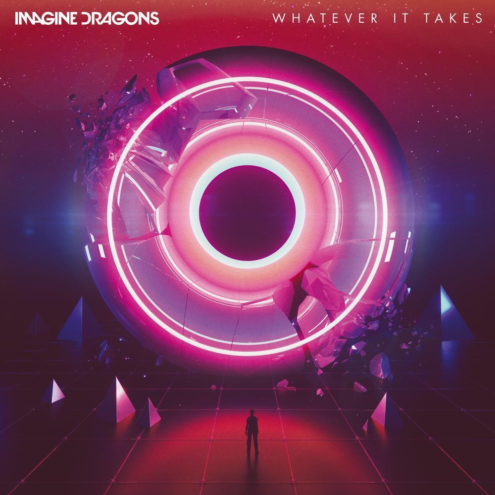 Imagine Dragons Whatever It Takes Imagine Dragons Evolve Imagine Dragons Album Art