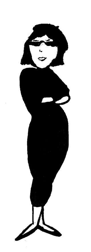 f92a8e5778e1a From Wikiwand  Stereotypical beatnik woman. Beatnik Style