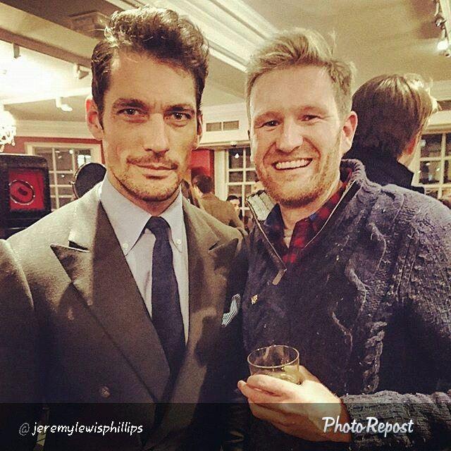 "#DavidGandy By @jeremylewisphillips: ""#christmasfun #christmasshopping #fortnum #fortnummason #model #models #enjoylife #davidgandy #party #smartturnoutlondon #smartturnout"" via @PhotoRepost_app"