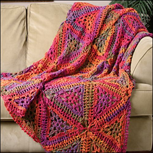 Ravelry: Sunset at Red Rocks pattern by Cindy Adams
