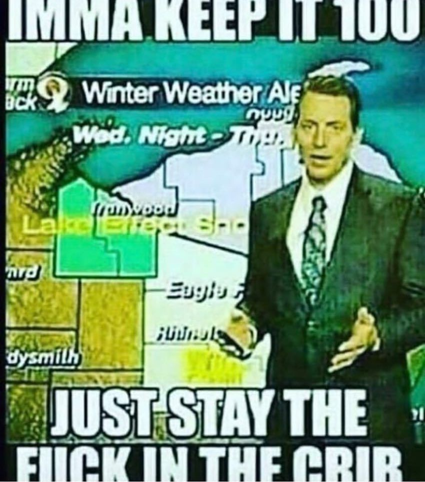 Arizona Niggas When They Turn On The Weather Channel Follow 75 Tyler For