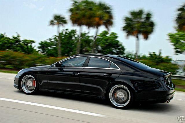 2006 mercedes benz cls 500 art on wheels cars. Black Bedroom Furniture Sets. Home Design Ideas