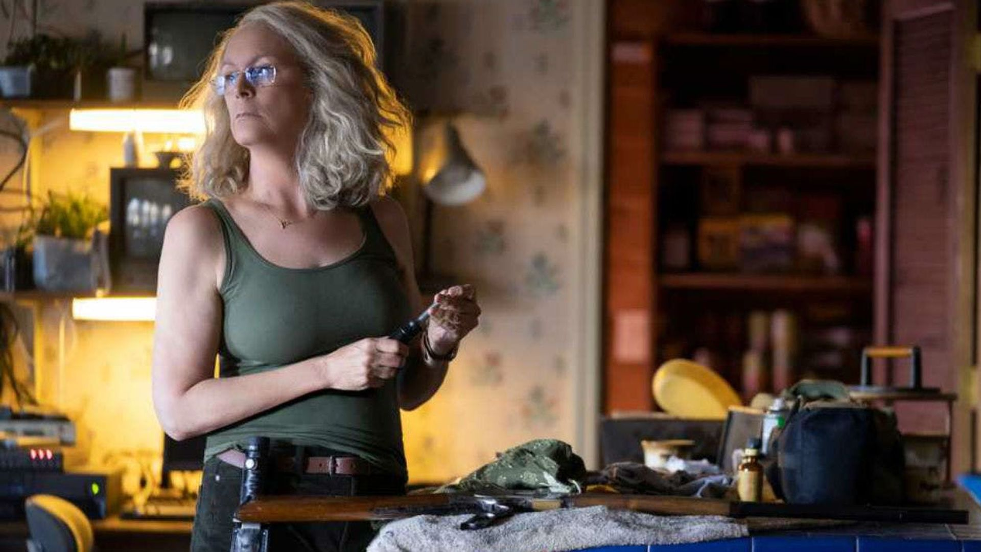 Laurie Strode Faces Her Past in 3 New Clips For HALLOWEEN