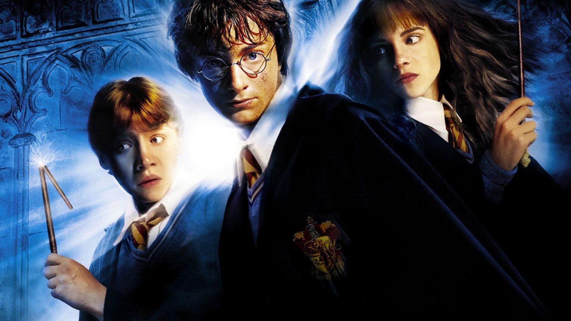 Harry Potter And The Chamber Of Secrets 1080p High Quality 1920x1080 Kammer Des Schreckens Ganze Filme Filme Stream