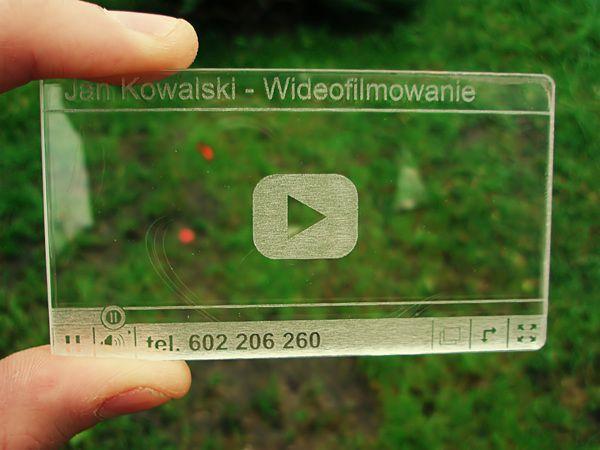 Acrylic business card by sebastian ozga via behance laser acrylic business card by sebastian ozga via behance colourmoves